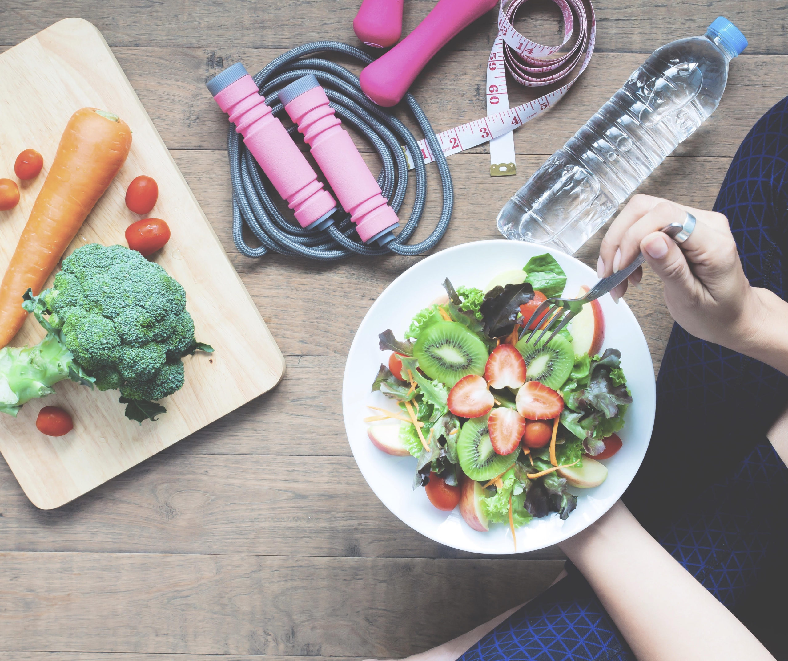 パーソナルトレーニング 栄養カウンセリング